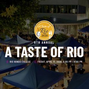 a taste of rio