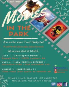 Movies In The Dark – Christopher Robins