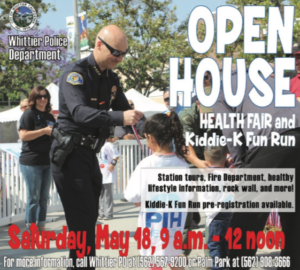 City Founder's Day And Police Open House
